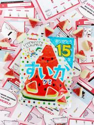 Suika Gummy - Vesimelonimakeinen