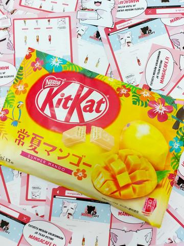Kitkat Mango Limited Edition