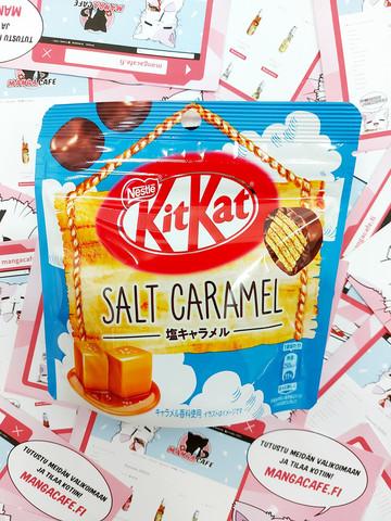 Kitkat Salt Caramel