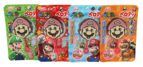 Super Mario Suklaatikkari