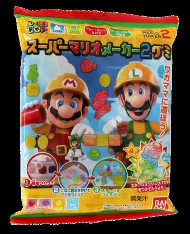 DIY Super Mario Gummy Maker - karkkisetti