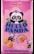Jätti Hello Panda Mansikka 260g