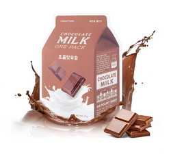 Chocolate Milk One Pack Mask A'pieu Kasvonaamio