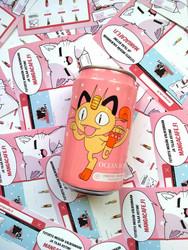 Meowth Persikka limonadi
