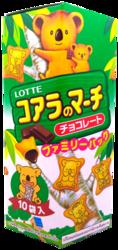 Jättipakkaus Koala´s March - suklaakeksejä