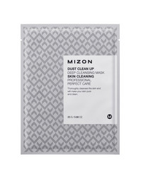 Mizon Dust Clean Up Deep Cleansing - Poreileva kangasnaamio