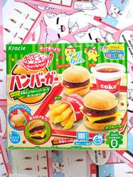 Popin'  Cookin' Hamburger - DIY karkkisetti