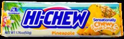 Morinaga Hi-Chew Ananas-hedelmätoffee