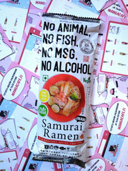 Samurai Ramen - Umami (Vegaaninen)