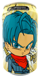 Dragon Ball Future Trunks - Rypälesooda