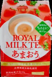 Royal Milk Tea Mansikka