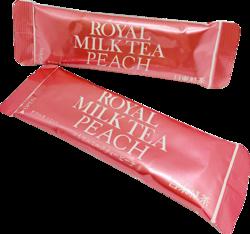 Royal Milk Tea Persikka