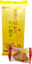 Taiyakileivos vaniljakreemillä