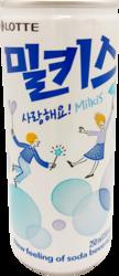 Milkis - jogurtinmakuinen janojuoma