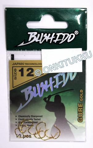 Bushido Gure Gold 31060 koko 12