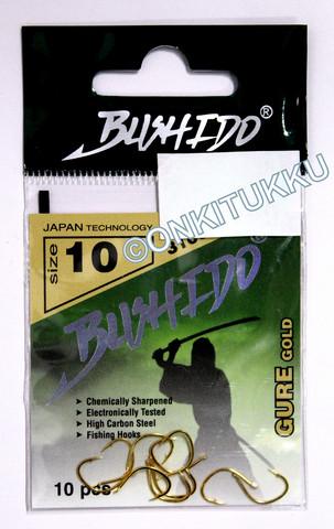 Bushido Gure Gold 31060 koko 10