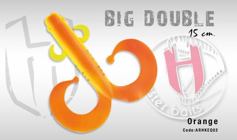 Big Double Orange Tiger 14cm  52g