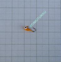 Volfram Porin kilpa 3mm #20 lenkki kelt.