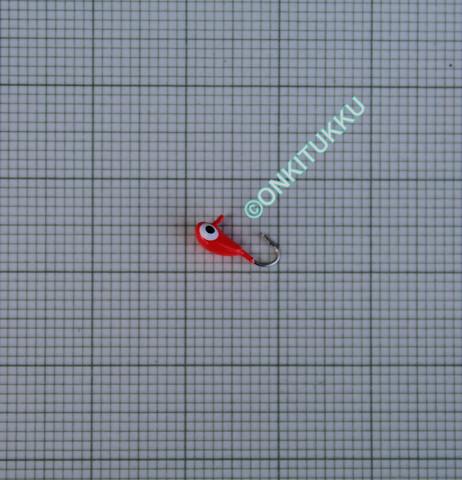 Volfram Porin kilpa 3mm #20 lenkki pun.