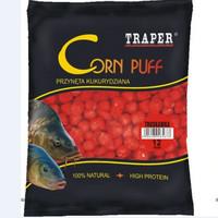 Corn Puff kelluva mansikkamaissi 8mm