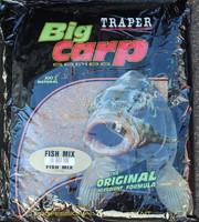 Big Carp Fish Mix Kalajauhoa sisältävä mäski 2,5kg