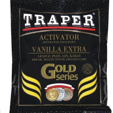 Activator Vanilla Extra hajustepussi (Lahna Särki Suutari Ruutana)  300g