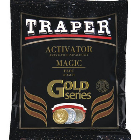 Activator Magic hajustepussi (Särki)  300g