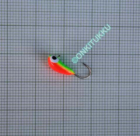 Volfram Porin kilpa 5mm #12 lenkki firet