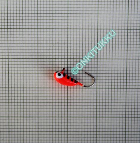 Volfram Porin kilpa 5mm #12 lenkki raid.