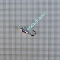 Volfram Porin kilpa 5mm #12 lenkki hopea