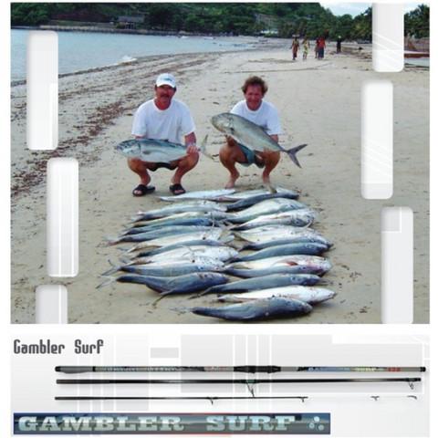 Gambler Surf 4,20m -200g