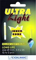 Ultra Light yövalo, tikku, 3mm, 2kpl