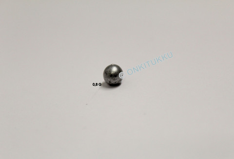 Ball Rig Sfera Calibrata 0,8g
