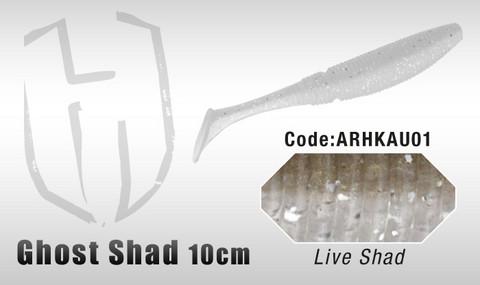Ghost Shad 10cm 8kpl, Live Shad