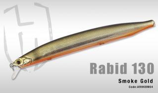 Rabid 130SP, Smoke Gold