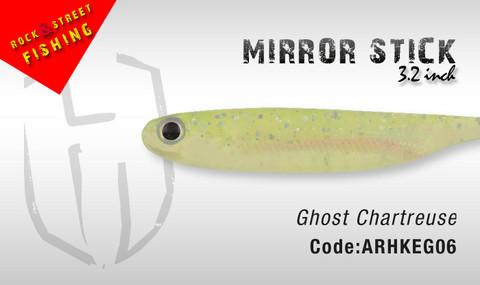 Mirror Stick 3,2inch/6kpl, Ghost Chartre
