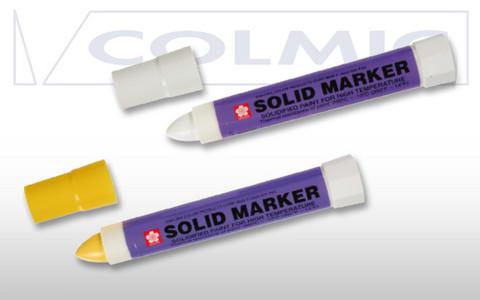 Merkkauskynä Solid Marker XSC #3 kelt.