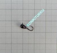 Volframi-mormuska 3mm #16 lenkki kromi