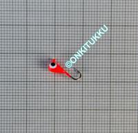 Volframi-mormuska 3mm #16 lenkki pun.