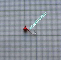 Volframi Prisma 4mm #10 lenkki punainen