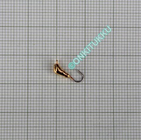 Volframi muurah. 3mm #14 lenkki kulta