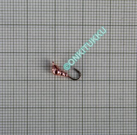 Volframi muurah. 3mm #14 lenkki kupari