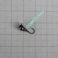 Volframi muurah. 4mm #10 lenkki kromi