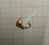 Volframi muurah. 5mm #6 lenkki kulta