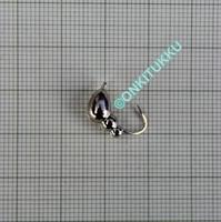Volframi muurah. 5mm #6 lenkki hopea