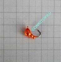 Volframi muurah. 5mm #6 lenkki oranssi