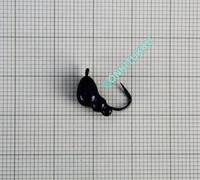 Volframi muurah. 6mm #4 lenkki musta