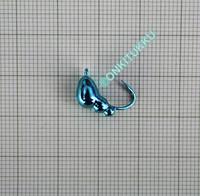 Volframi muurah. 6mm #4 lenkki sininen