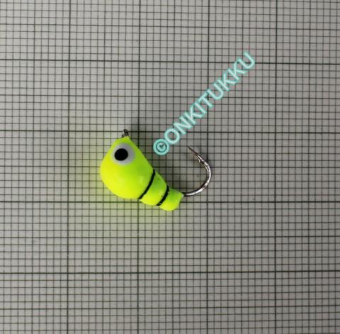 Volframi muurah. 6mm #4 lenkki keltainen