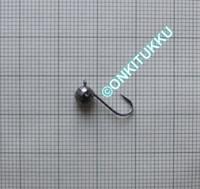 Volframi Prisma 5mm koukku #12 lenkki tumma kromi